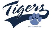 Twin Creeks Elementary School  Logo